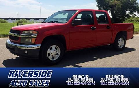 2006 Chevrolet Colorado for sale in Gautier, MS