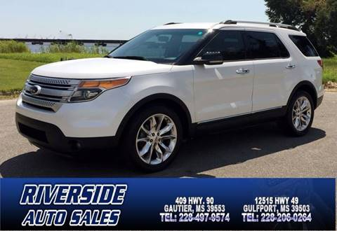 2013 Ford Explorer for sale in Gautier, MS