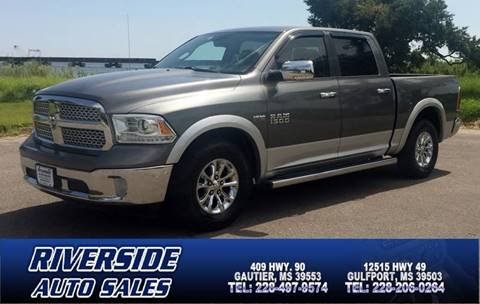 2013 RAM Ram Pickup 1500 for sale in Gautier, MS
