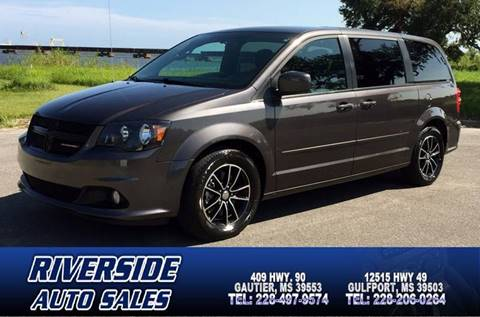 2015 Dodge Grand Caravan for sale in Gautier, MS