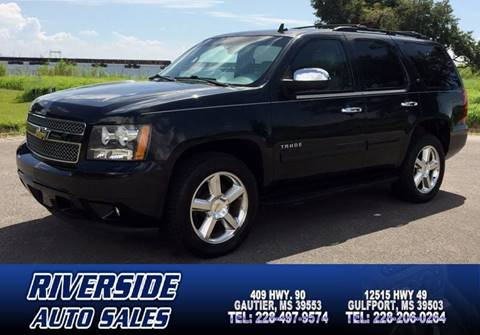 2011 Chevrolet Tahoe for sale in Gautier, MS