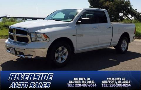 2014 RAM Ram Pickup 1500 for sale in Gautier, MS