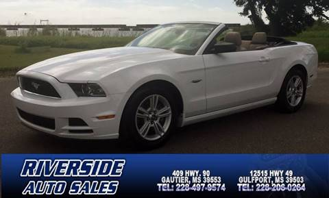 2014 Ford Mustang for sale in Gulfport, MS