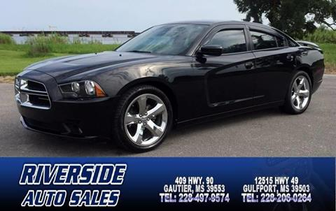 2013 Dodge Charger for sale in Gautier, MS