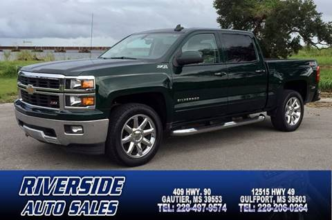 2015 Chevrolet Silverado 1500 for sale in Gautier, MS
