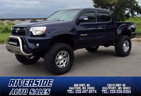 2012 Toyota Tacoma for sale in Gautier, MS