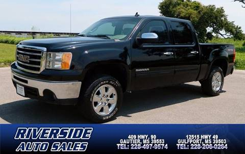 2012 GMC Sierra 1500 for sale in Gautier, MS