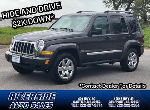 2006 Jeep Liberty for sale in Gautier, MS
