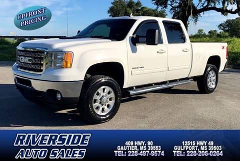 2012 GMC Sierra 2500HD for sale in Gulfport, MS