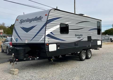 2018 Keystone Springdale for sale in Gautier, MS