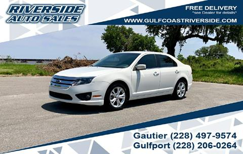 2012 Ford Fusion for sale in Gautier, MS