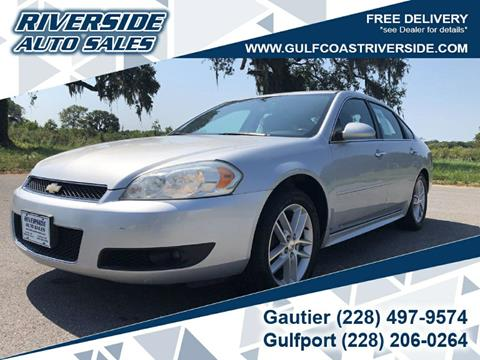 2012 Chevrolet Impala for sale in Gautier, MS