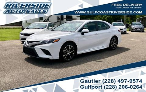 2018 Toyota Camry for sale in Gulfport, MS