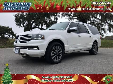 2015 Lincoln Navigator L for sale in Gulfport, MS