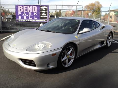2000 Ferrari 360 Modena for sale in Bend, OR