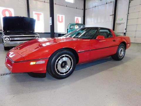 1985 Chevrolet Corvette for sale in Bend, OR