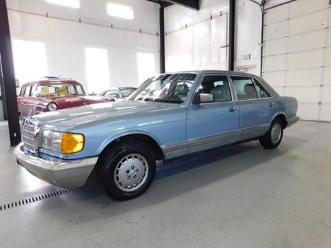 1985 Mercedes-Benz 500-Class for sale in Bend, OR