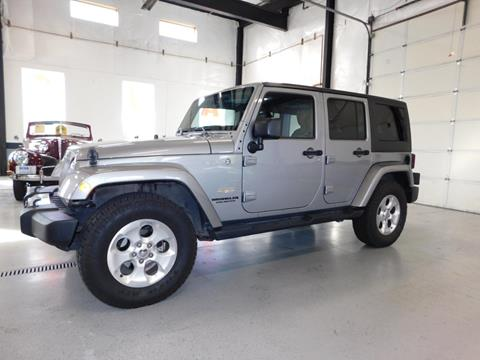 2013 Jeep Wrangler Unlimited for sale in Bend, OR