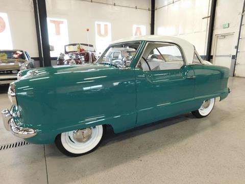 1954 Nash Metropolitan 2D Coupe