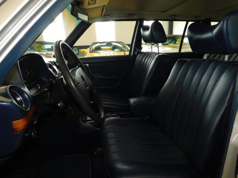 1979 Mercedes-Benz 300TD Wagon 9