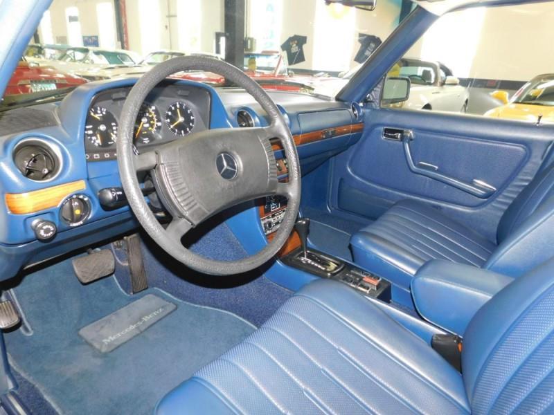 1979 Mercedes-Benz 300TD Wagon 7