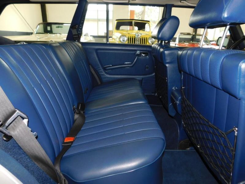 1979 Mercedes-Benz 300TD Wagon 11
