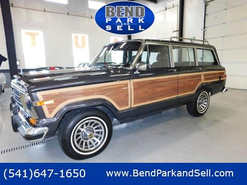 1989 Jeep Grand Wagoneer for sale in Bend, OR