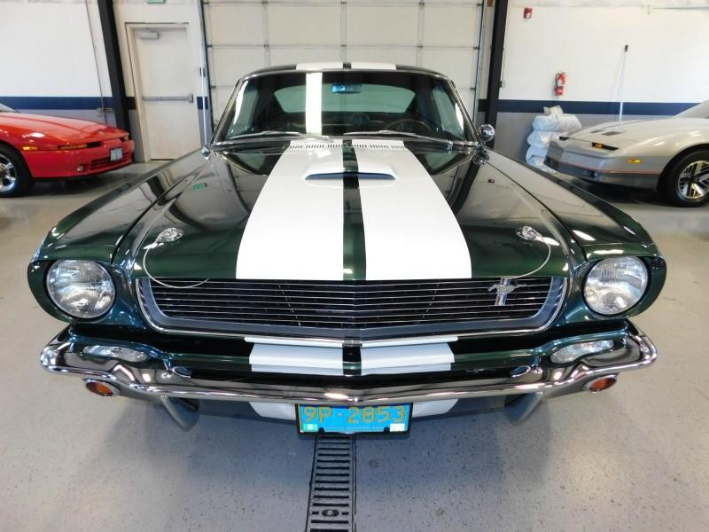 1966 Shelby GT-350 1
