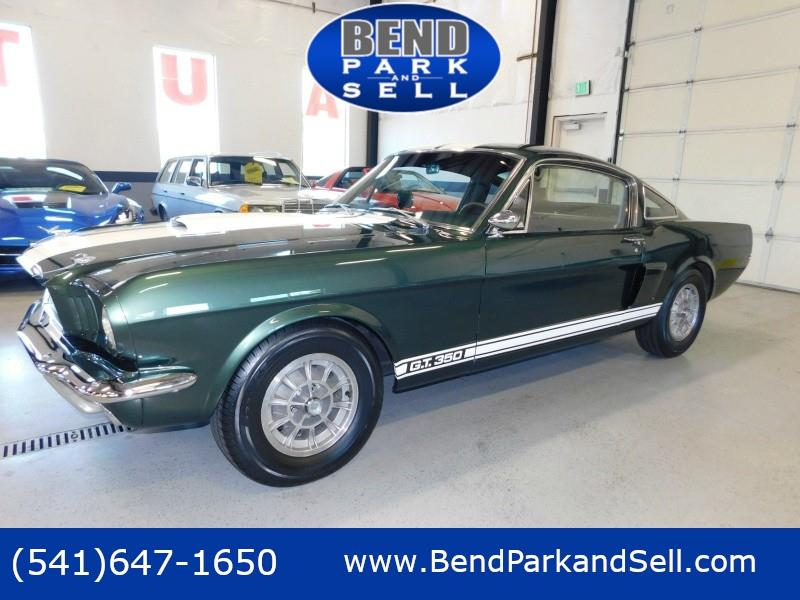 1966 Shelby GT-350 20