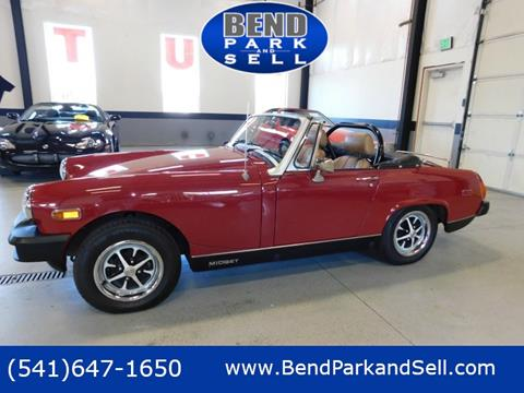 1979 MG Midget for sale in Bend, OR