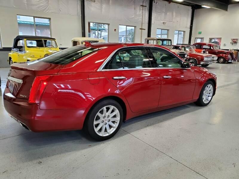 2014 Cadillac CTS 4