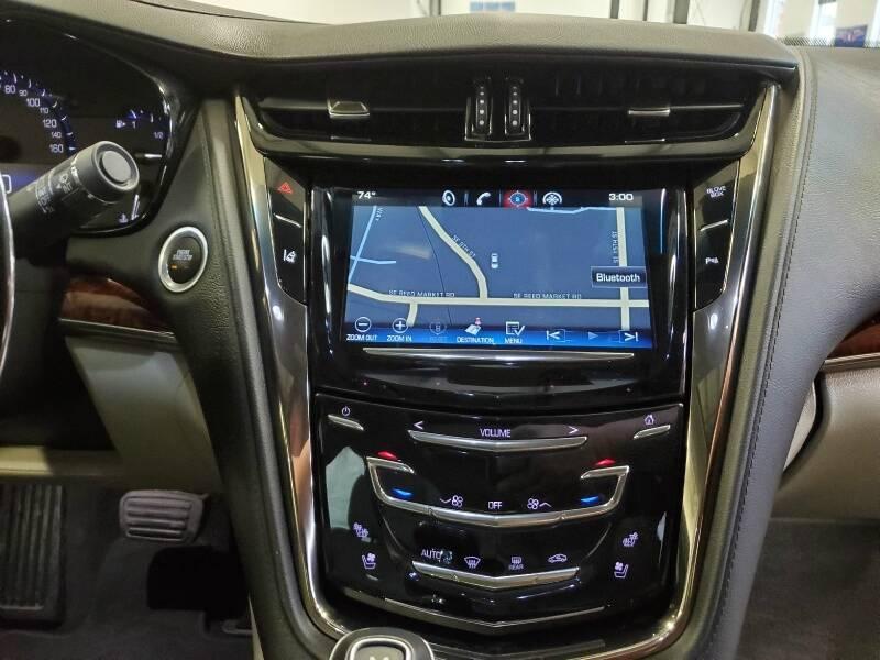 2014 Cadillac CTS 14