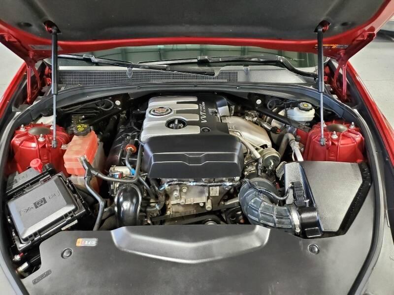 2014 Cadillac CTS 16