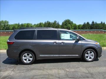 2017 Toyota Sienna for sale in Indianapolis, IN