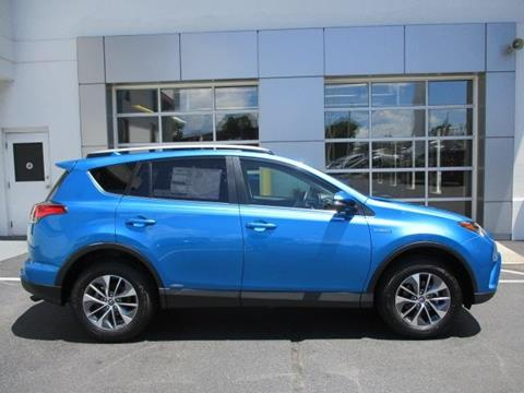 2017 Toyota RAV4 Hybrid for sale in Indianapolis, IN
