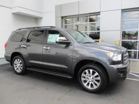 2017 Toyota Sequoia for sale in Indianapolis, IN