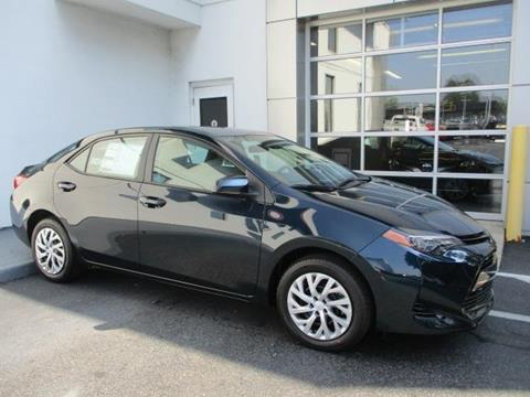 2018 Toyota Corolla for sale in Indianapolis, IN