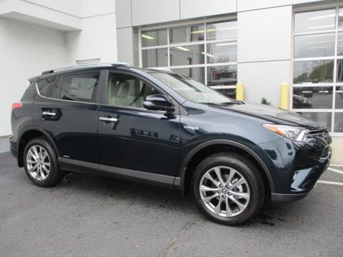 2018 Toyota RAV4 Hybrid for sale in Indianapolis, IN