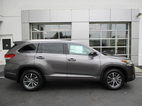 2018 Toyota Highlander Hybrid for sale in Indianapolis, IN