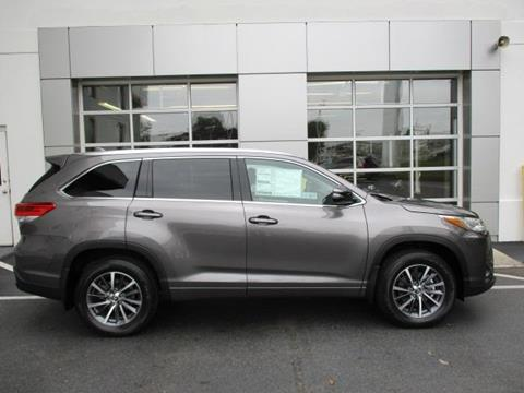 2018 Toyota Highlander for sale in Indianapolis, IN