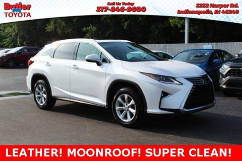 Butler Toyota Indianapolis >> Used Lexus RX 350 For Sale in Indianapolis, IN ...