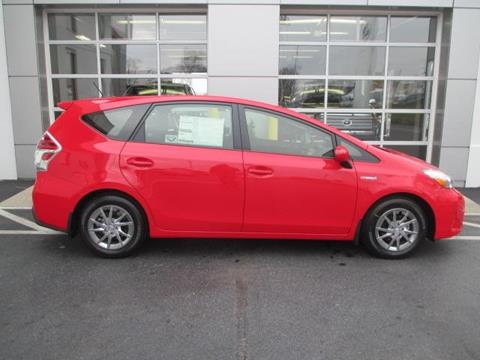 2017 Toyota Prius v for sale in Indianapolis, IN