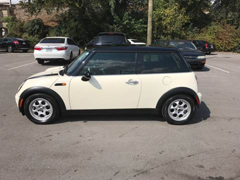 2003 MINI Cooper for sale in Knoxville, TN