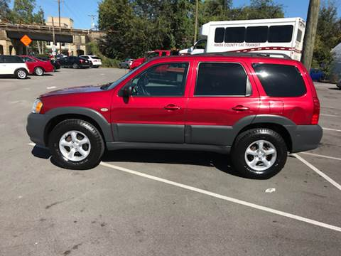 2005 Mazda Tribute for sale in Knoxville, TN