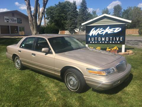 1997 Mercury Grand Marquis for sale in New Haven, IN