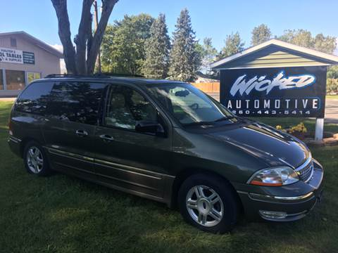2003 Ford Windstar for sale in New Haven, IN