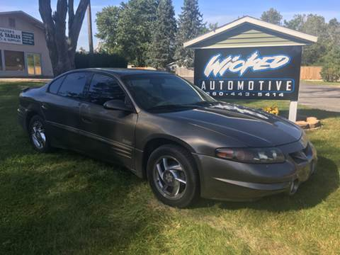 2000 Pontiac Bonneville for sale in New Haven, IN