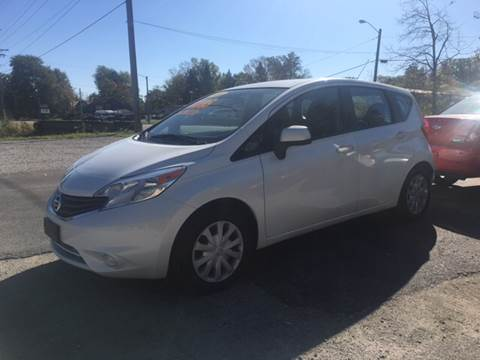 2014 Nissan Versa Note for sale in New Haven, IN