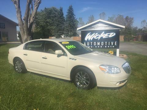 2011 Buick Lucerne for sale in New Haven, IN