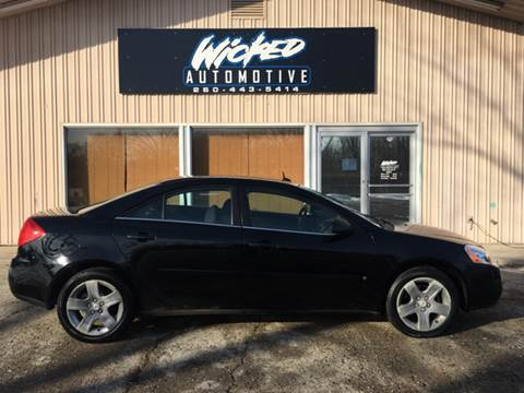 2008 Pontiac G6 for sale in New Haven, IN